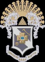 Sigma Pi Alpha Iota Chapter crest