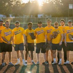 Sigma Pi Alpha Iota Chapter intramural baseball