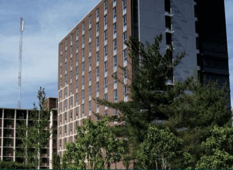 Sigma Pi Alpha Iota Chapter thomas jefferson building